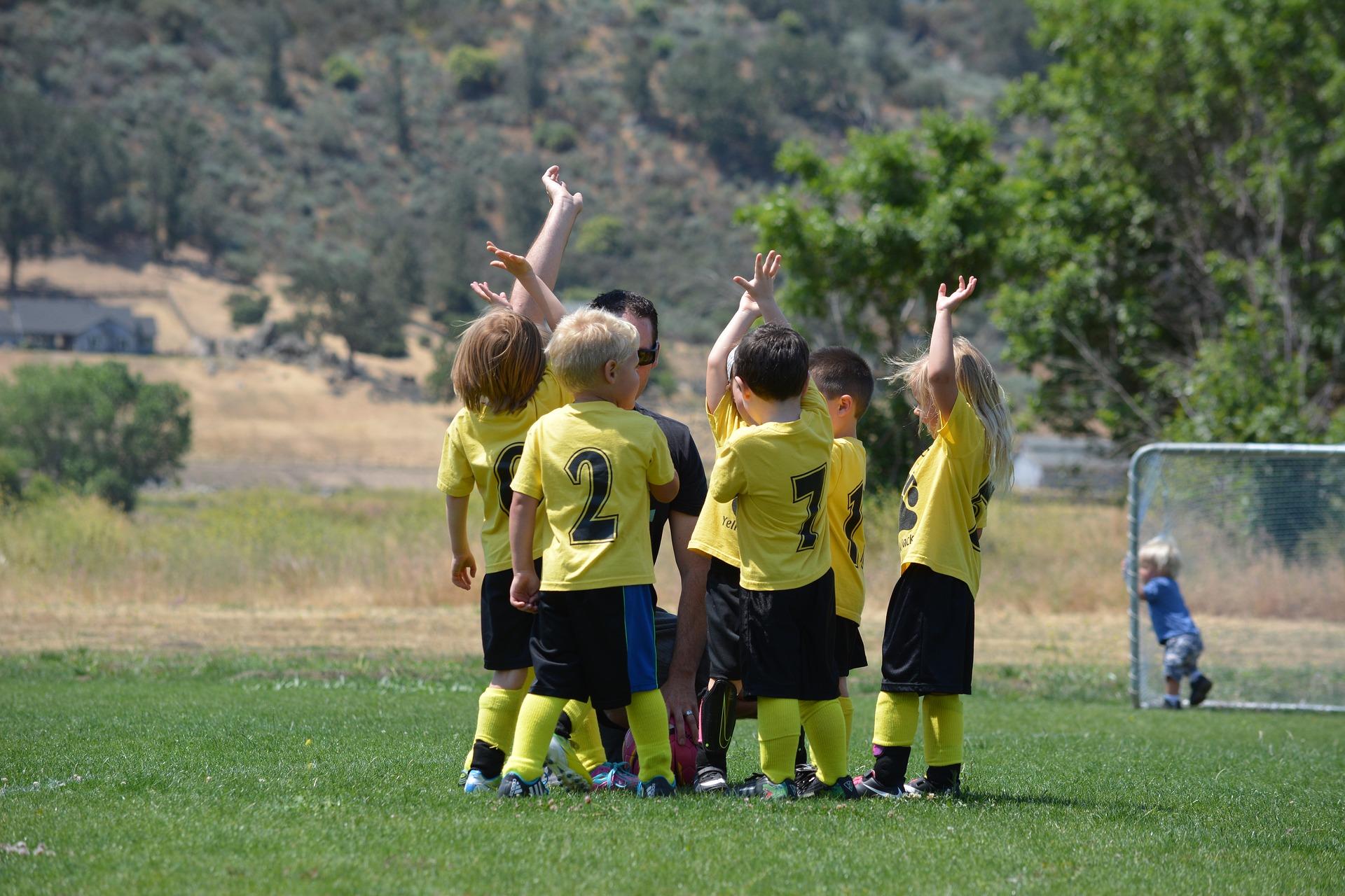 trening dla dzieci
