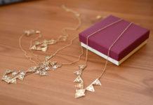 Woreczek na biżuterię DIY