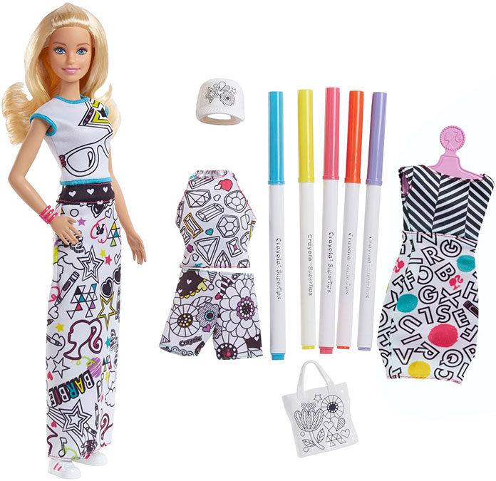 Czy lalka Barbie to postać wyjątkowa?