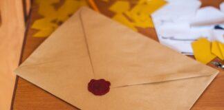 Jak napisać list