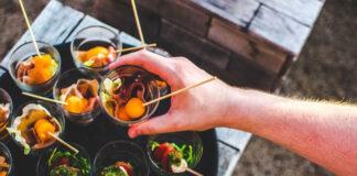 Zdrowa dieta z cateringiem pudełkowym